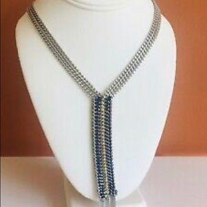 The Fringe - Lariat Necklace